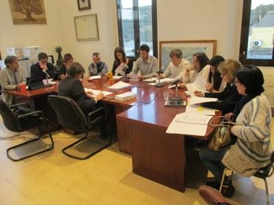 L'Ajuntament d'Olèrdola aprova el reglament de prestacions de caràcter social