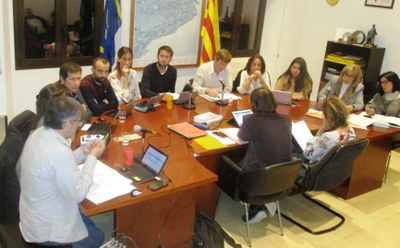 L'Ajuntament d'Olèrdola aprova un pressupost de 4'6 milions d'euros pel 2018