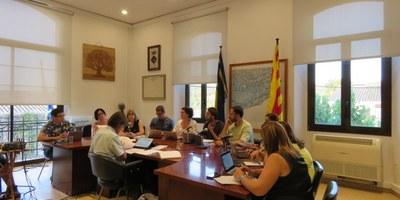 L'Ajuntament d'Olèrdola convoca per avui, a les 21.00, un ple extraordinari per a debatre la moció de rebuig a la sentència del procés