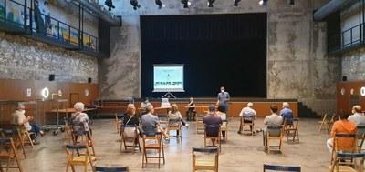 L'Ajuntament d'Olèrdola convoca una reunió informativa sobre  la modificació del projecte de la rambla Pau Casals de Moja