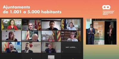 L'Ajuntament d'Olèrdola, entre els 10 municipis capdavanters en transformació digital en la franja de població de 1.001 a 5.000 habitants