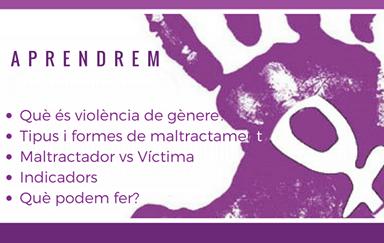 L'Ajuntament d'Olèrdola organitza per aquest divendres un taller per prevenir la violència de gènere