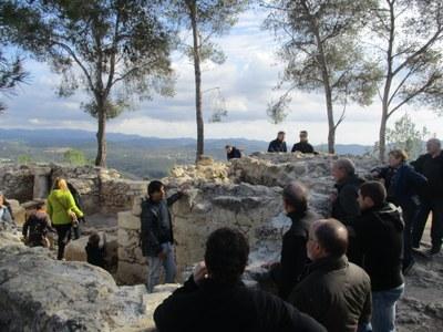 L'Ajuntament d'Olèrdola organitza una visita guiada gratuïta al Pla dels Albats