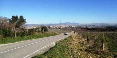 L'Ajuntament d'Olèrdola preveu invertir 400.000 euros en la millora i reasfaltat de camins municipals