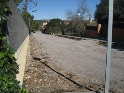 El carrer Major de Sant Miquel s'acabarà d'urbanitzar