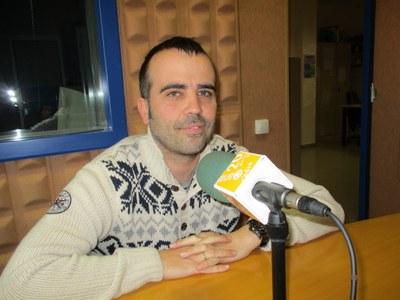 Juanma Samblás, regidor de via pública