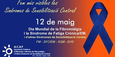 L'Ajuntament d'Olèrdola s'adhereix al Dia mundial de la fibromiàlgia i dóna suport als qui la pateixen