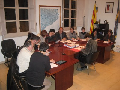 L'Ajuntament d'Olèrdola s'adhereix al recurs contra la reforma de l'Administració Local