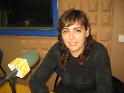 Eva Ruiz, regidora de serveis socials