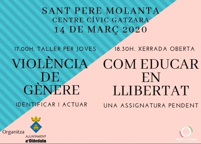 L'Ajuntament d'Olèrdola, compromès amb la prevenció de la violència de gènere