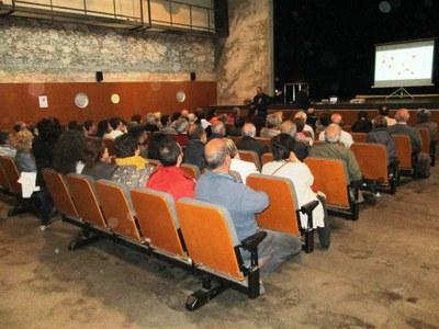 Dimecres l'Ajuntament convocava una reunió oberta al veïnat de Moja