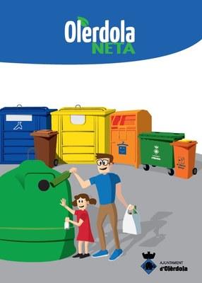 L'Ajuntament edita una revista amb la informació de les recollides selectives i les neteges viàries