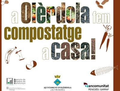 L'Ajuntament obre convocatòria per a cedir 22 compostadors domèstics