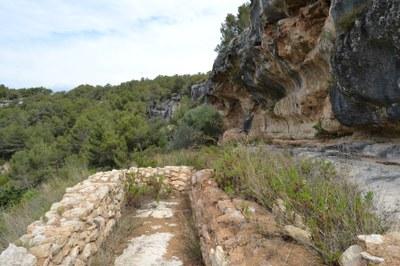Visita guiada gratuïta a les coves de la Vall i als forns de calç de Can Castellví