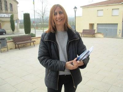 Arantxa Torres, regidora d'habitatge