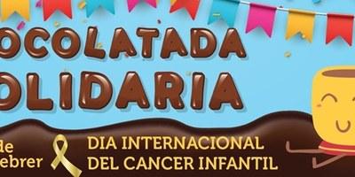 L'AMPA de l'escola Circell es suma a la 4a Xocolatada Solidària per al Càncer Infantil