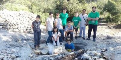 L'Arqueocasal clou impregnant passió per l'arqueologia entre els i les participants