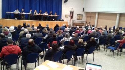 L'assemblea de la Junta de Compensació de Daltmar avala la feina feta pel Consell Rector