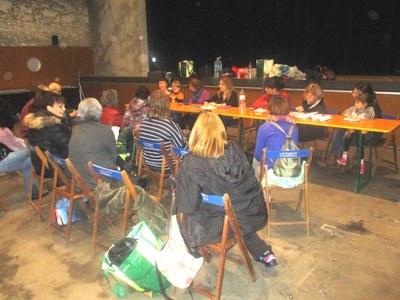 L'entitat celebrava la seva assemblea aquest dissabte al Local Nou
