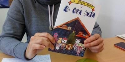"""L'Ateneu Mogenc edita el conte """"La família Panellet i la caixa màgica"""", elaborat per alumnes de l'escola Circell"""