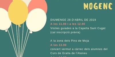 L'Ateneu Mogenc prepara la festa del seu 3r aniversari per diumenge 28 d'abril
