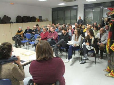 L'Ateneu es presentava el novembre enmig d'una gran expectació(foto:arxiu)