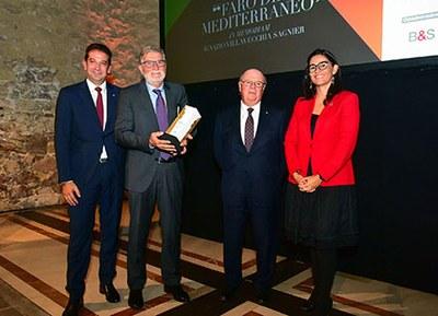 L'empresa Gerosa, del polígon de Sant Pere Molanta, ha obtingut el Premi Far de la Mediterrània