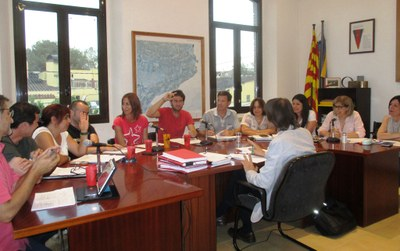 """La gravació del ple de l'Ajuntament, disponible al servei de """"Ràdio a la carta"""" del web municipal"""