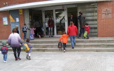L'escola Circell de Moja afronta la preinscripció amb el propòsit d'omplir un grup de P3
