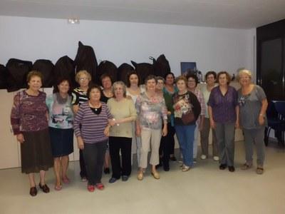 L'Escola de Puntaires celebra Santa Úrsula i participa en 5 trobades aquesta tardor