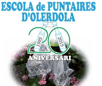 L'Escola de Puntaires d'Olèrdola celebrarà el seu 20è aniversari amb una Trobada el 12 d'abril