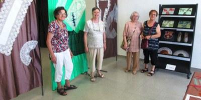 L'Escola de Puntaires d'Olèrdola començarà curs la setmana que ve