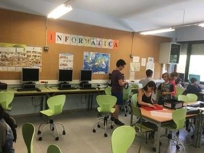 """L'escola de Sant Pere Molanta, seleccionada per a participar en el projecte d'innovació """"STEAM Cat"""""""