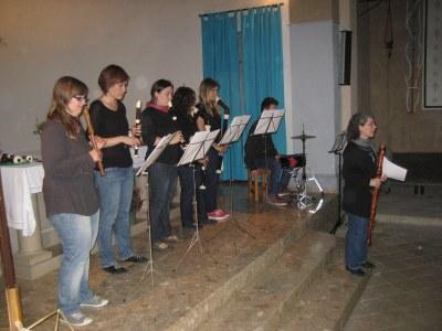 Consort de flautes de bec de l'EMM M.Dolors Calvet de Vilafranca
