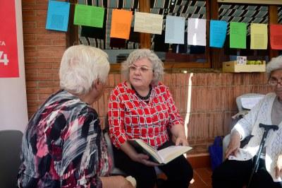 L'EVA354 organitza a Moja una formació de lectura en veu alta impartida per la metgessa Àngels Cererols