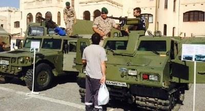 Els soldats de les maniobres estan adscrits a la caserna del Bruc de Barcelona