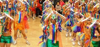 L'èxit del concurs anima a Sant Miquel a seguir oferint la festa d'inici del Carnaval de la comarca