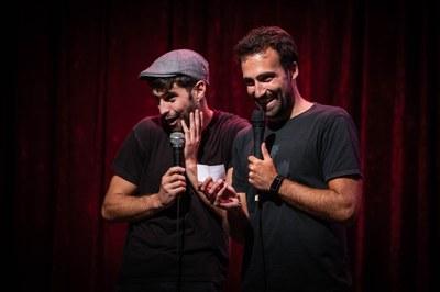 Julen Axpe i Borja Nicolau