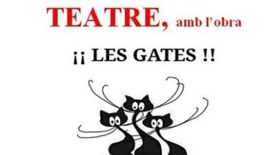 """L'obra """"Les gates"""" del grup La Sala dels Monjos obre la Festa del Most de Moja"""