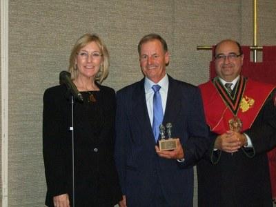 L'olerdolenc Joan Montané ha estat distingit com a viticultor de l'any per l'Acadèmia de Tastavins