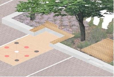 L'opció B  guanya la consulta ciutadana sobre la remodelació de la rambla Pau Casals de Moja