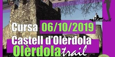 """La 20a cursa de muntanya """"Castell d'Olèrdola"""" es disputarà el proper diumenge 6 d'octubre"""