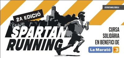 La 2a edició de la cursa Spartan Running de Sant Miquel s'ha programat pel proper diumenge 17 de febrer