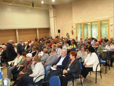 La 2a Festa de la Gent Gran d'Olèrdola es farà a Sant Pere Molanta el 6 de maig
