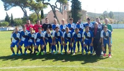 La 30a Copa Olèrdola de futbol la jugaran Molanta i Vilafranca el 12 d'octubre