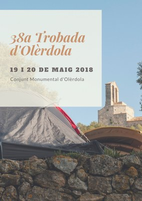 La 38a Trobada d'Olèrdola manté propostes que fomenten el retrobament veïnal