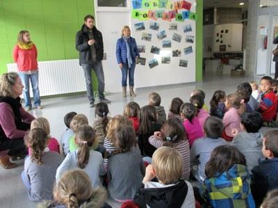 La 4a Fira Solidària de l'escola Rossend Montané repeteix l'èxit de les anteriors edicions