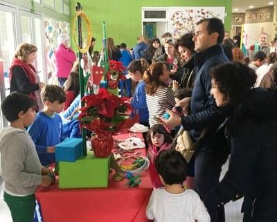 La 6a Fira Solidària de l'escola Rossend Montané de Sant Pere Molanta es fa dilluns i dimarts