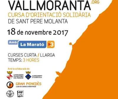 """La 7a edició de la  """"Vallmoranta"""" preveu reunir aquest dissabte a prop de 450 participants"""