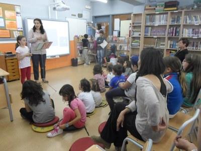La biblioteca de l'escola Circell torna a obrir al públic les tardes de dimarts i dijous